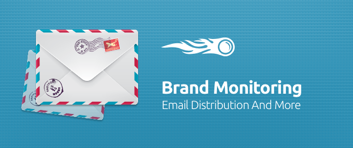 SEMrush: Brand Monitoring: Email Distribution and More image 1