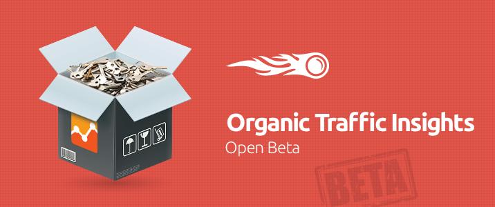 SEMrush: Meet the New Organic Traffic Insights! image 1