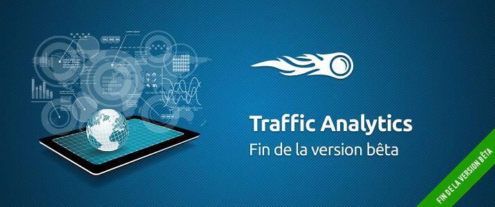 SEMrush: Analyse du trafic: Lancement final! image 1